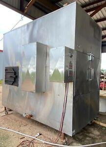 Ole Hickory SSI Commercial Smoker