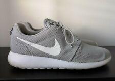 Mens Nike Roshe Run Wolf Grey Trainers VGC - UK 10