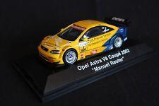 Schuco Opel Astra V8 Coupé 2002 1:43 #7 Manuel Reuter (GER)