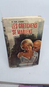 K.H. Helms-Liesenhoff - Les Gretchens se marient - Inter-Presse 1968