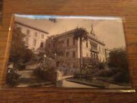 147543 ANTICA  cartolina BELLAGIO LAGO DI COMO HOTEL