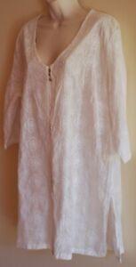 TS Taking Shape plus size long top/blouse Size 18