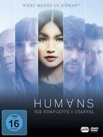 HUMANS -STAFFEL 1 (WILLIAM HURT, GEMMA CHAN,...)   3 DVD NEUF