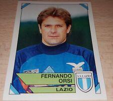 FIGURINA CALCIATORI PANINI 1993/94 LAZIO ORSI ALBUM 1994