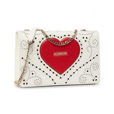 Love Moschino Borsa Donna JC4216PP0AKC1 10A Bianco Rosso