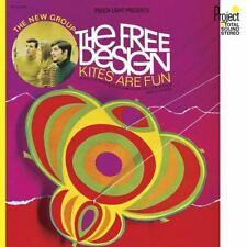 Free Design - Kites Are Fun NEW SEALED LP Sunshine Pop gold!
