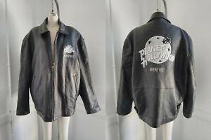 Leather Planet Hollywood Beverly Hills Jacket size Large