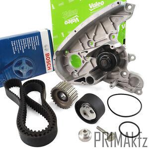 Bosch Timing Belt Rolls + Valeo Wapu Fiat Ducato Multijet 2.3 D JTD Iveco Daily
