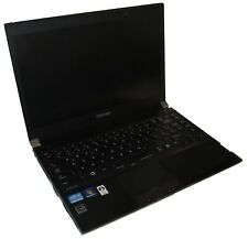 Toshiba Portege R830 - Intel Core I5-2520m/4gb Ram / 320gb HDD /Windows 7/3g