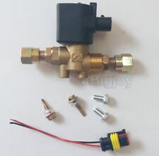 CNG Methane Gas High Pressure Solenoid Valve for  Bi-fuel System on Petrol  Cars
