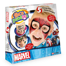 Face Paintoos Marvel