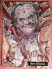 2007 TOPPS  HOLLYWOOD  ZOMBIE#  58   HACK SICKOLSON   *WKY320