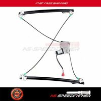 1996-00 Window Regulator w/ Motor for Chrysler Town & Country Front Driver Side