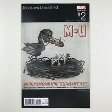 Monsters Unleashed #2 (2017), Hip Hop Variant, NM