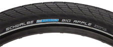 "Schwalbe Big Apple Tire: 26 x 2.35"", Wire Bead, Performance Line, Endurance Comp"