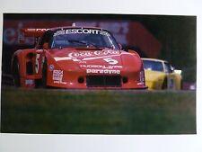 1984 Porsche Coca-Cola 935 K3 Coupe Aufdruck, Bild, Plakat Selten Awesome L@@K