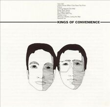 Kings of Convenience-self-titled debut (CD, 2001, Kindercore) LIKE NEW-Rare OOP