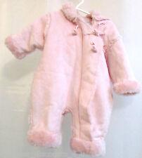 Miniwear 0 - 6 Months baby pink SnowSuit Car Seat Infant Cover snow suit winter