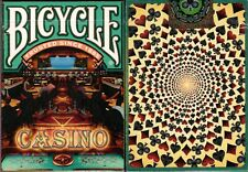 Casino Deck Bicycle Playing Cards Poker Size Uspcc Limited Edition New Sealed