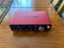 Focusrite Scarlett 2i2 (1st Gen) USB Audio Interface