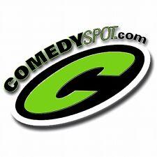 4 COMEDYSPOT Top Level Domains & logo - Comedyspot.COM + .NET + .ORG + .CLUB