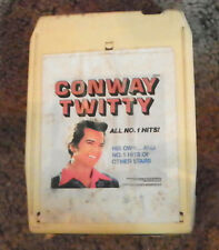 Conway Twitty  8 Track Cartridge Tape  (RP)