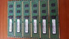Micron 2GB 1Rx8 PC3L-10600R Registered ECC Server Memory MT9KSF25672PZ-1G4D1DD