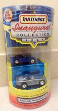 INAUGURAL COLLECTION DODGE VIPER GTS -  MATCHBOX - 1997-MIB - L.E. OF 20,000