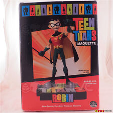 Dc Direct Teen Titans maquette Robin statue limited edition Cartoon Network 2004