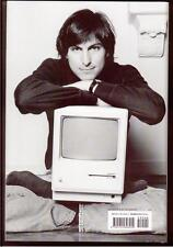 1st FIRST EDITION  Steve Jobs Biography Apple Personal Computer MacIntosh iPhone