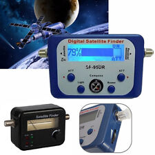Digital LCD Satellite Finder Signal Strength Meter Sky Dish Freesat 2150MHz Pret