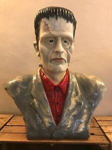 Large Frankenstein Bust