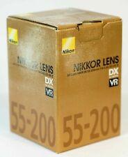 Obiettivo Nikon AF-S DX Nikkor 55-200mm / F4-5.6G ED VR II