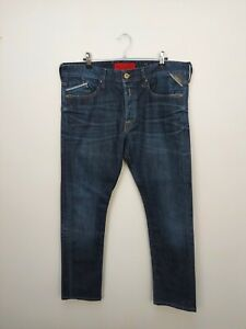 REPLAY WAITOM Slim Jeans - Blue Jeans - W 34 X L 34
