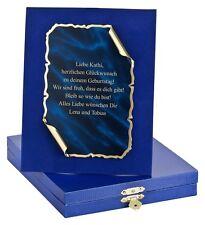 Trophäen Etui Trophy Pokal Gravur graviert Pokale Geschenk Geburtstagsgeschenk