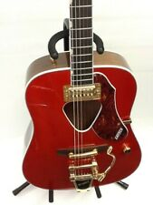 Gretsch G5034TFT Rancher with Fideli'Tron pickups - Savannah Sunset GSP Welcome!
