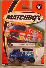 Matchbox Snow Doctor #6 2001