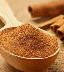 Pure Ceylon Cinnamon Taj Powder Premium Indian Quality Cooking Spice  10g - 1kg