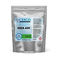 Cesco - Tie Dye – 5Lbs Soda Ash – Sodium Carbonate - Washing Soda - Increases pH