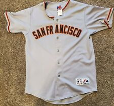 Majestic 40 MEDIUM San Francisco Giants WILLIE MCCOVEY  JERSEY