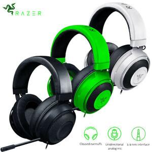 Razer Kraken Pro V2 Stereo Gaming Headset Kopfhörer Für PC/Mac/PS4/Xbox One
