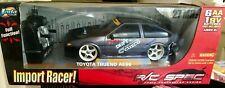 Jada Toys Import Racer - Toyota Trueno AE86 - Radio Controlled Series - 2005 -
