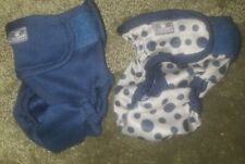 2 Top Paw Dog Washable Diapers XS