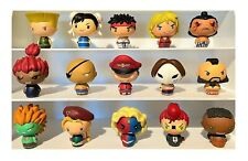 Funko Pint Size Heroes Street Fighter Exclusives Gamestop Lot Set of 15
