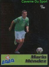 5/48MARIO MENDEZ MEXICO  CARD LALA SELECCION MEXICANA 2007 PANINI