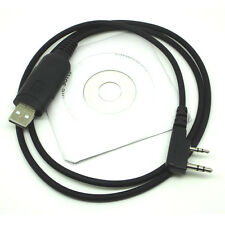 USB Programming Cable for Quan Sheng Radios TG-K4AT TG-UV2 TG-93A TG-3160 TG-6A