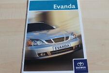 120925) Daewoo Evanda Prospekt 02/2004