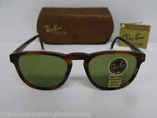6dce0386b0 New Vintage B&L Ray Ban Gatsby Style 2 Square Mock Tortoise W0935  Sunglasses USA