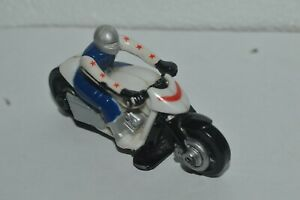 Hot Wheels MAD MANIAX Moto Blanc Corps D'Occasion Bon Conditions 2008