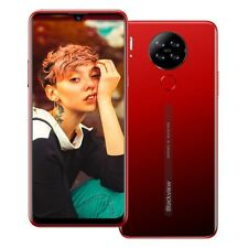 Blackview A80 (2021) Smartphone ohne Vertrag Android 10 Go Handy Dual 4G SIM Rot